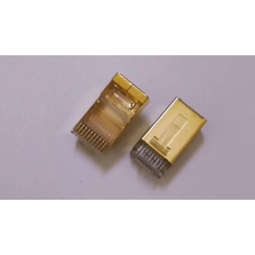 10-pins STP-connector