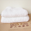 White Face Towel Cotton 16s for Hotel Design