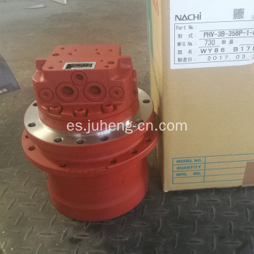Hitachi Original nuevo ZX30 Final Drive PHV-3B-35BP-9T-8299A