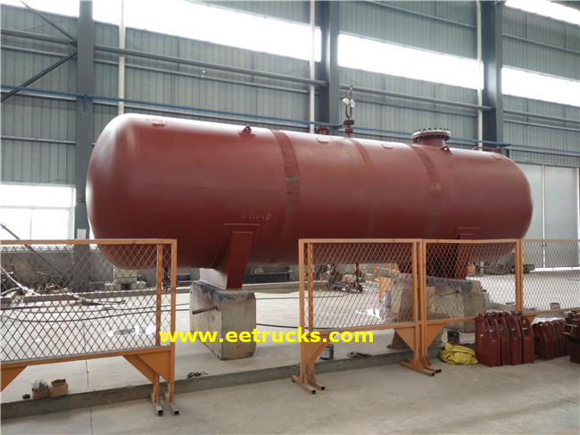 2000 Litres 11T LPG Mounded Storage Bullets