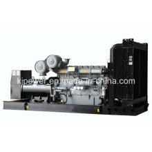 500kVA Звукоизоляционный дизельный генераторный агрегат Powered by Perkins Engine