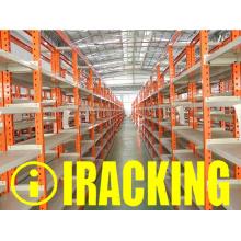 Rack de armazenamento médio, rack sem parafusos (2c)