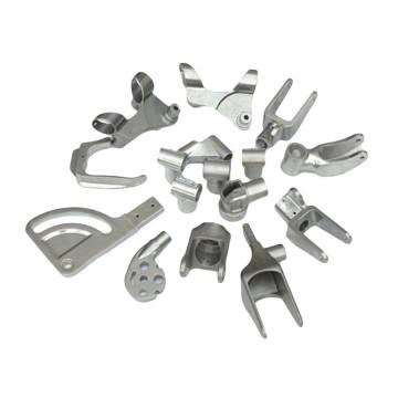 produits de gravité en aluminium de prix concurrentiel coulée de haute précision