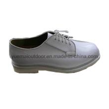 Военная белая офисная обувь
