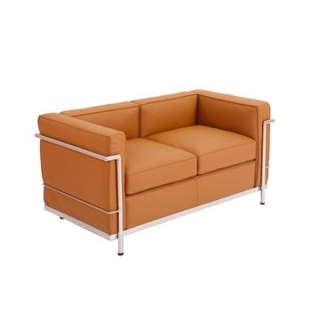 Le Corbusier LC2 Loveseat 2 местный