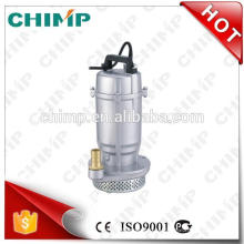 CHIMP QDX SERIES 0.75HP QDX3-20-0.55 BOAT / HOME USED VERTICAL BOMBAS SUMERGIBLES DE ALUMINIO
