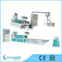 Línea de producción de reciclaje de plástico Sj-125