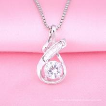 Valentinstag Geschenk New Crystal aushöhlen Anhänger Charm Multi Farbe baumeln Perlen passen Charm Armband DIY Schmuck