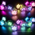 bóveda del rgb del pixel a todo color programable led luces
