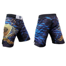 Custom Mens MMA Shorts, artes marciais usa, Shorts Sublimated MMA para Treinamento