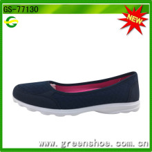 Bonne vente Greenshoe Fashion Lady Casual chaussures plates