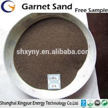 Factory professional supply 30/60mesh 80 mesh garnet sand garnet sand blasting