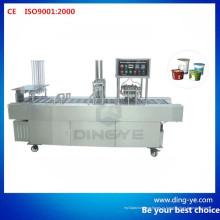 Автоматическая машина для наполнения и запечатывания чашек Bg60V / 32V