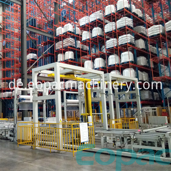 High Quality Stretch Packaging Machine