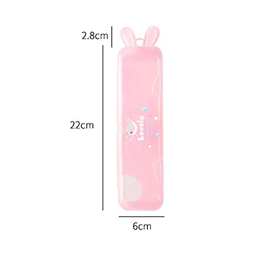 Transparent Ice Cream Pencil Case 5