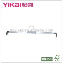Набор 3pcs extensibel хромированная металлическая вешалка
