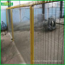 Nouvelle clôture chinoise de haute sécurité fabriquée en Chine
