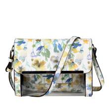 Hot Fashion Lady Designer Print Cross Cosmetic Bag (NMDK-A05)