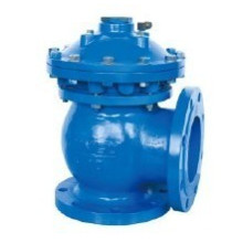 Operador neumático o hidráulico Válvula de barro de apertura rápida