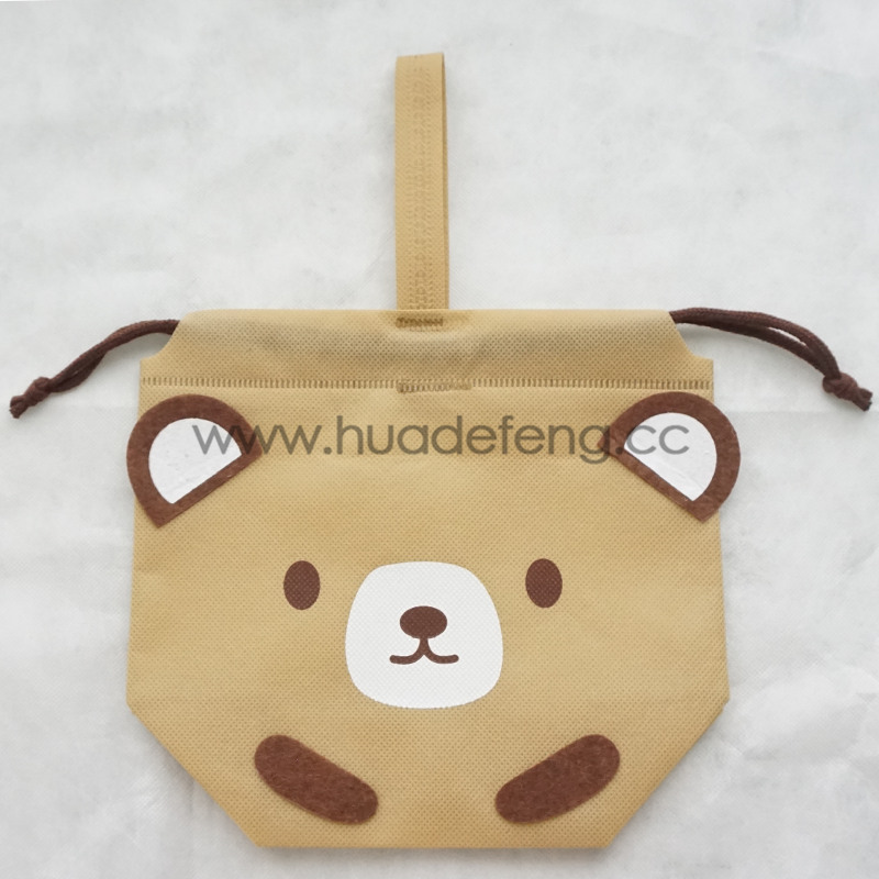 teddy bear gift bags