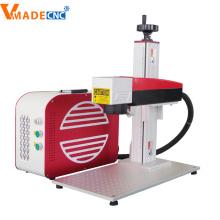 Imprimante numérique à laser rotatif à fibres colorées JPT