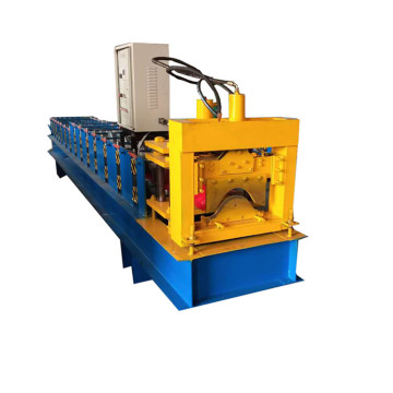 Roll Forming Machine Cold untuk Ridge Cap