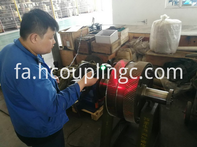 Maintenance For Thermal Power Plant Couplings