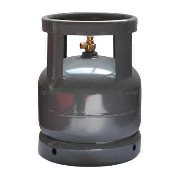 LPG Gas Cylinder&Steel Gas Tank (AS-LPG-6KGB)