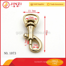 Different design and colors metal alloy key hook buckles series