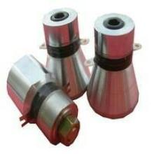 Transducteur ultrasonique de nettoyage de Qulity pour la machine de nettoyage