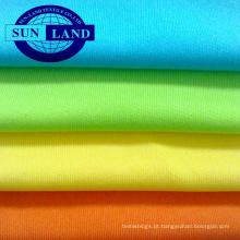 Amostra grátis 100% poliéster duplo lado intertravamento tecido para uniforme 100% poliéster duplo lado intertravamento tecido para uniforme