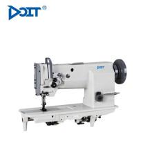 Máquina de coser del punto de cabra de la alimentación del compuesto de la cama del cilindro de DT 20628 resistente hecha en China