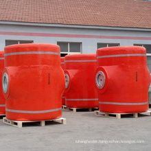 High performance marine mooring floating buoy for vessel