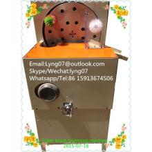 Escova automática do toalete de 3 linhas que aparmem a máquina / escova do toalete que faz a máquina / máquina da vassoura