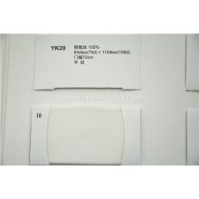 Wholesale estoque regular 100% Cupro tecido forro de tecido liso