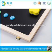 magnetic wooden blackboard whiteboard