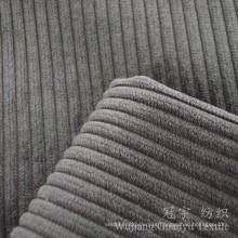 Poliéster de pilha cortado e tecido de veludo de nylon para sofá
