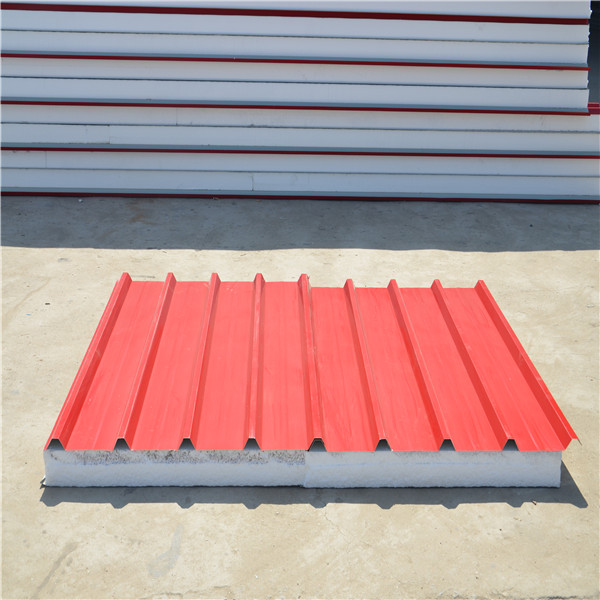 Styrofoam Sandwich Panels for Prefab Houses