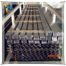 Profils extrudés en aluminium à haute valeur