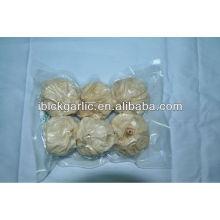6 шт. Упаковка 100% натуральный черный чеснок