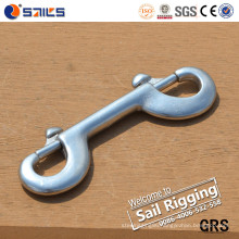 Stainless Steel 316 Double Snap Hook