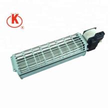 230v 80mm ventilateur d'extraction corss ventilateurs de flux