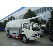 Camión de transporte de carga a granel