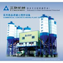 Concrete mixing plant HZS 60