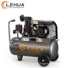 50L 1.5HP 1 cylinder 80L/min capacity belt driven Air Compressor