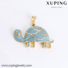 33089 Xuping Jewelry Fashion Animal Shaped Charms Pendant With Gold Plated
