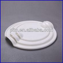 bottom flat dish