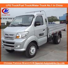 Sinotruk Cdw Food Transport Cargo Trucks 1.5tons for Sale