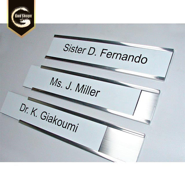 office door name plates