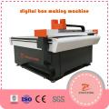 Machine de découpe d'alimentation automatique pour boîte en carton en mousse